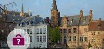Mystery Hotel Brugge en omgeving