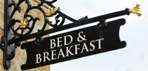 Bed and breakfasts / klein hotels