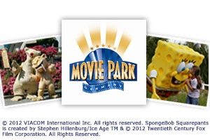 Hotelaanbiedingen incl. entree Movie Park Germany