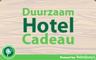 Duurzaam Hotel Cadeau