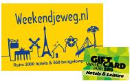 Weekendjeweg.nl Cadeau Card is de Giftcard van het Jaar 2015